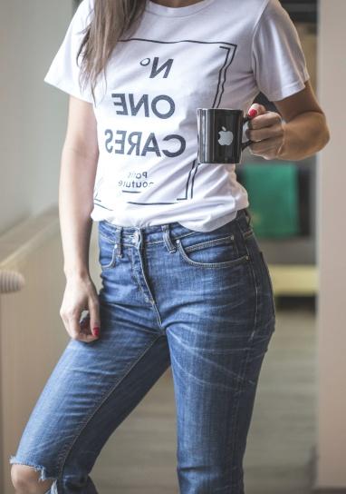 גזרת מכנסי ג'ינס